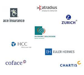 credit insurance logos